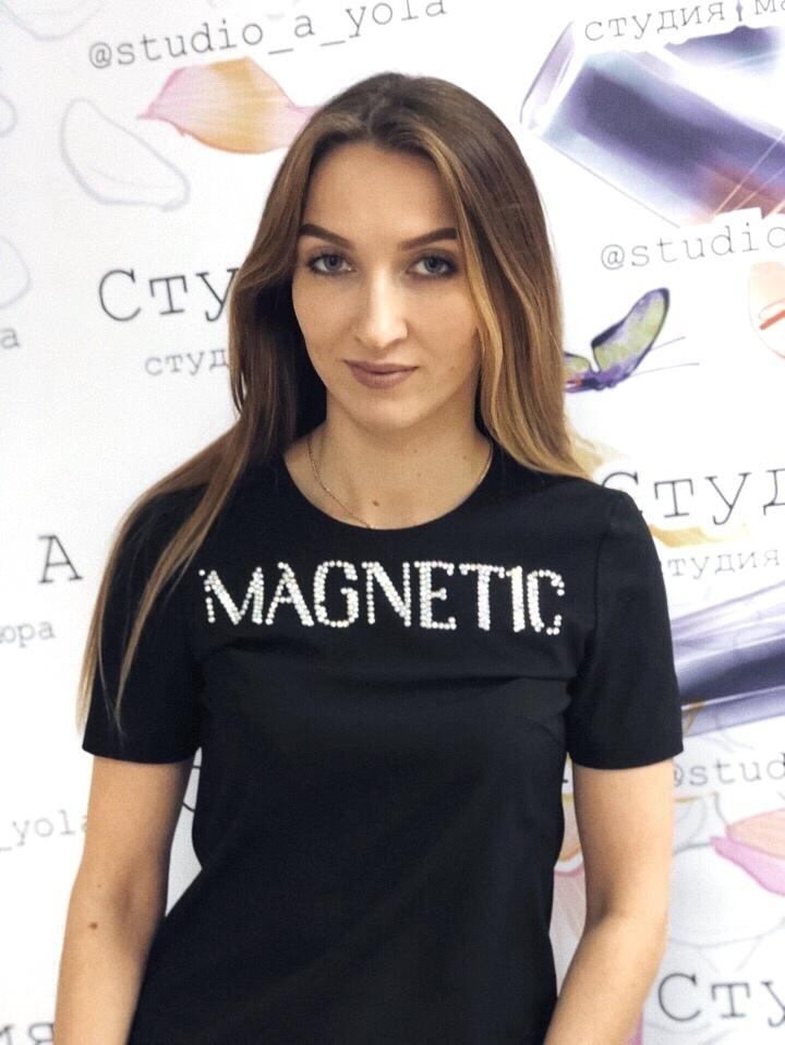 Иванова Анна, ведущий мастер и основателем Школы-студии маникюра «StudioA» в Йошкар-Оле